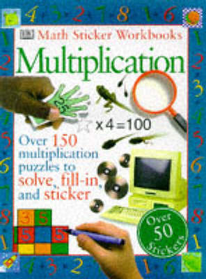Multiplication (Maths Sticker Workbook)