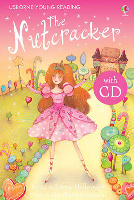 The Nutcracker (Usborne Young Reading Series 1) Book/CD