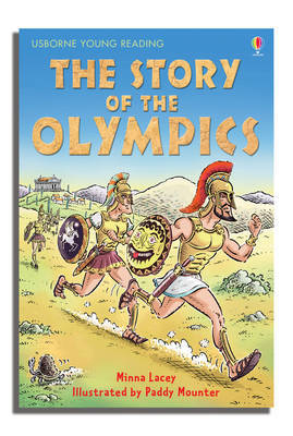 Story of the Olympics (Usborne Young Reading Series 2)