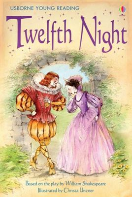 Twelfth Night  (Usborne Young Reading Series 2)
