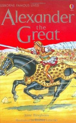 Alexander the Great (Usborne  Young Reading Series 3)