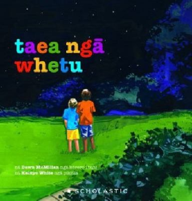 Taea Nga Whetu (Colour The Stars Maori Edition)