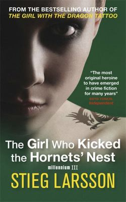 The Girl Who Kicked the Hornet's Nest (Millenium #3)
