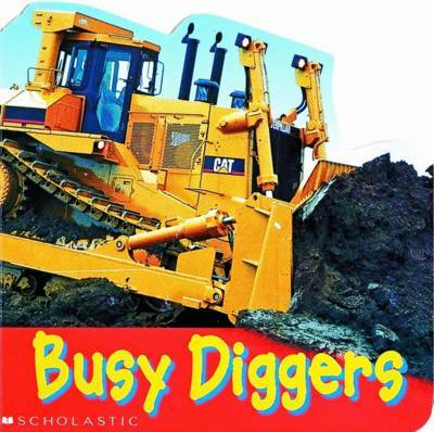 Busy Diggers (Board) O/P