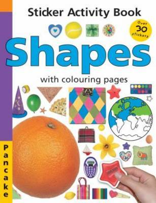Shapes - Sticker Activity Book