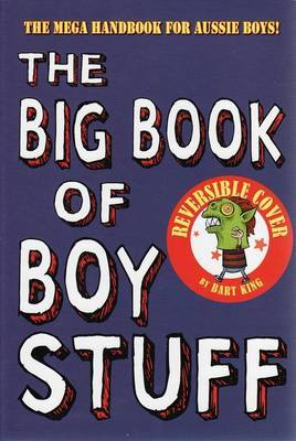 Big Book of Boy Stuff       CAT08