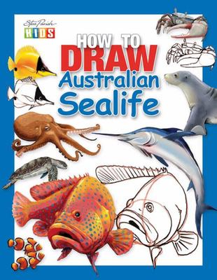 How to Draw Australian Sealife