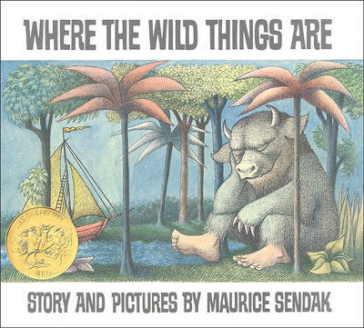 Where the Wild Things Are. (HB Anniversary Ed)