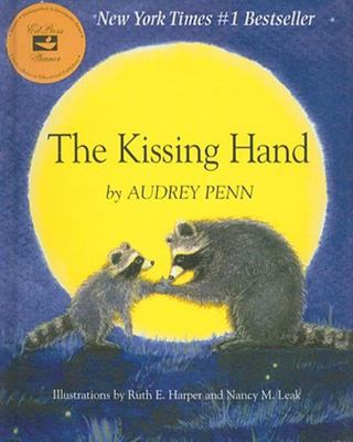 THE KISSING HAND WITH CD