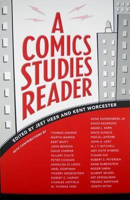 COMICS STUDY READER