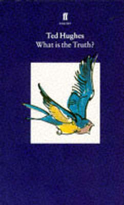 COLLECTED ANIMAL POEMS VOL. 2 - WHAT IS THE TRUTH