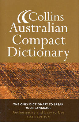 COL AUST COMPACT DICT