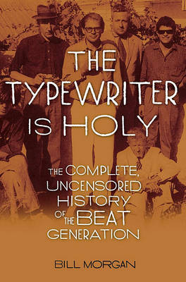 THE TYPE WRITER IS HOLY