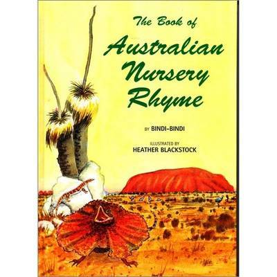 The Book of Australian Nursery Rhyme