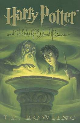 large print HARRY POTTER AND THE HALF-BLOOD PRINCE