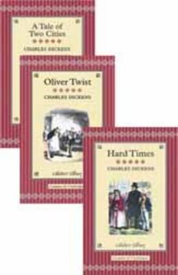 CHARLES DICKENS 3 BOOK BOX SET