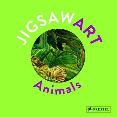 JIGSAW ART: ANIMALS
