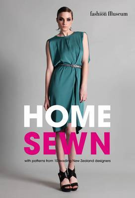 Home Sewn with patterns from 10 leading New Zealand designers