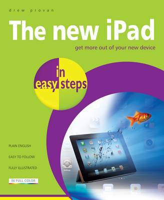 New iPad in Easy Steps
