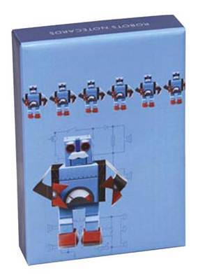 Paper Robots Classic Notecards