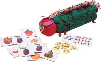 Match and Munch Game (The Very Hungry Caterpillar)