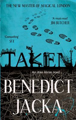 Taken: An Alex Verus Novel #3