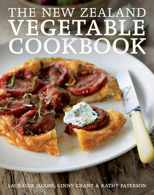 The New Zealand Vegetable Cookbook