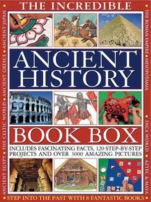 The Incredible Ancient History Book Box Set