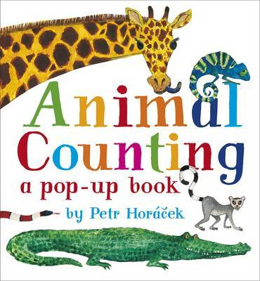 Animal Counting: A Pop-Up Book