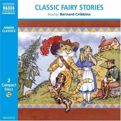 Classic Fairy Stories CD