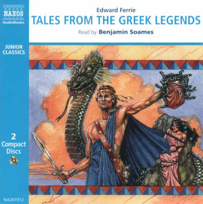 Tales from the Greek Legends CD