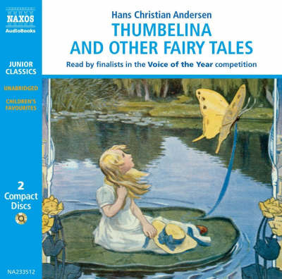Thumbelina and Other Fairy Tales CD