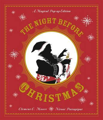 The Night Before Christmas: A Magical Pop-Up Edition