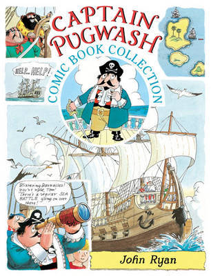The Captain Pugwash Comic Book Collection