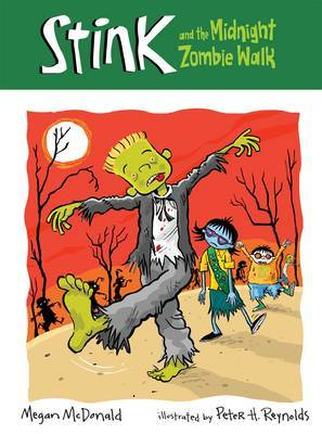 Stink and the Midnight Zombie Walk (#7)