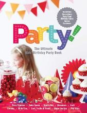 Homepage party the ultimate kids party book