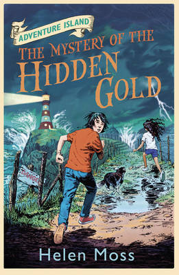 The Mystery of the Hidden Gold (Adventure Island #3)