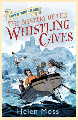 The Mystery of the Whistling Caves (Adventure Island #1)