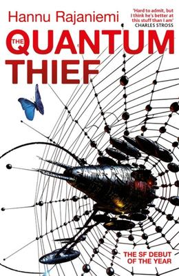 The Quantum Thief; bk. 1