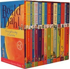 Large roald dahl phizz whizzing story collection