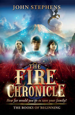 The Fire Chronicle: This is the E-BOOK and unavailable at Riverbend