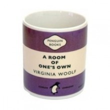 Penguin Mug - A Room of One's Own