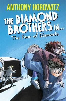 The Diamond Brothers in The Four of Diamonds (Bind Up #4 - 7)