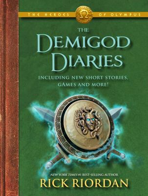 The Demigod Diaries - Heroes of Olympus