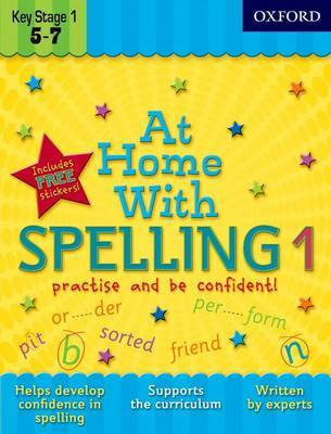 At Home With Spelling 1 (Key Stage 1 Ages 5-7)