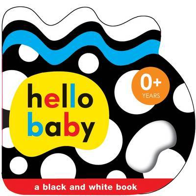 Shaped Grip Book (Hello Baby)