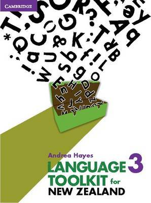 Language Toolkit for New Zealand 3