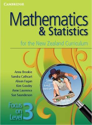 Focus on Level 3 Student Text : Maths and Statistics for NZ Curriculum