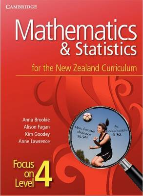 Focus on Level 4 :Mathematics and Statistics for the New Zealand Curriculum
