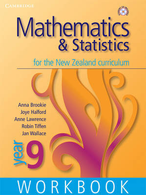 Mathematics and Statistics for the New Zealand Curriculum Year 9 Workbook and Student CD-Rom
